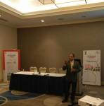 Mr. Ravi Capoor, Additional Chief Secretary, Government of Assam, speaking at Diaspora Connect in Toronto, Canada