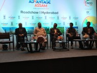 Roadshow at Hyderabad