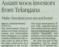 assam woods investors from telangana